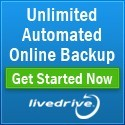 Livedrive Cloud Backup Service